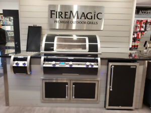Fire Magic Outdoor Kitchen - Don't miss this! Save over $6000