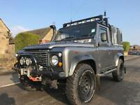 2007 LAND ROVER DEFENDER 90 2.4 TDI PICK UP