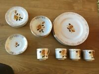 English China set. Early 1900,s