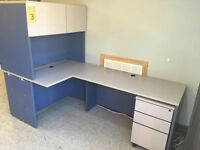 Work Station - 4 Pieces