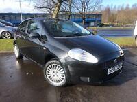 Fiat Punto 1.2 ACTIVE (black) 2007
