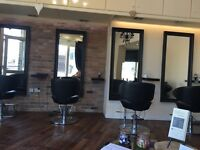 Salon Mirrors and chairs for sale