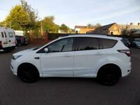 2018 FORD KUGA 2.0 TDCi ST-Line X 5dr 2WD EXC COND, LOW MILEAGE, FULL SRV HIST