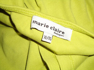 Ladies Size XL 3/4 Sleeve T-Shirt by Marie Claire Kingston Kingston Area image 3