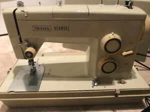 Sears Kenmore Sewing Machine