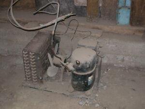 compresseur pour réfrégération