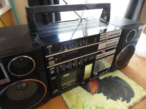 JVC PC-R550C Boombox Stereo 87 watts