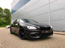 2011 61 BMW 640i M Sport Coupe + 640 + RUBY BLACK + HUGE SPEC