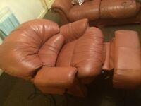 Brown Electric Recliner Chair - Great Conditions!
