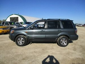 2006 Honda Pilot EX-L Leather Roof 3rd Row AWD