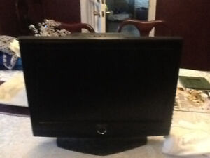 19 inch TV with DVD