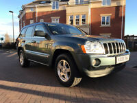 Jeep Grand Cherokee 3.0 CRD LIMITED (silver) 2006