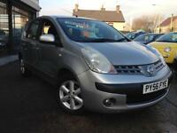 2006 (56) Nissan Note 1.4 16v SE **JUST 38,000 Miles** (Finance Available)