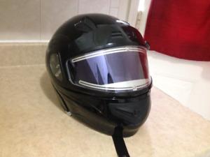 Mens motorcycle helmet