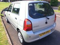 SUZUKI ALTO 1.1 GL + 2004 FULL SERVICE HISTORY + LOW MILES + £30 YEAR TAX