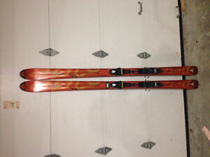 Atomic R:ex skis - 191