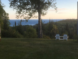 Million Dollar View for only $159,000!  House in Terrace Bay.