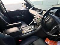 2007 07 reg Land Rover Range Rover Sport 4.2 V8 Supercharged + OVERFINCH SPEC