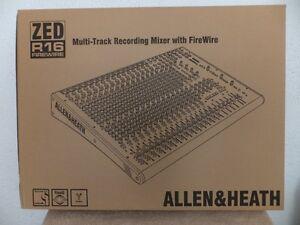 Allen & Heath Zed-R16 Recording Mixer BRAND NEW Oakville / Halton Region Toronto (GTA) image 2