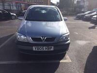 Vauxhall Zafira Automatic Mot & Tax