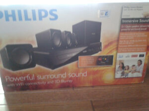 Phillips Surround Sound 5.1 Home Theater