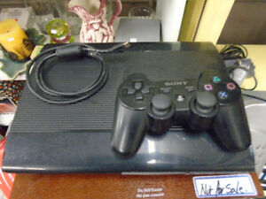 250GB PS 3 system