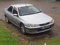 2001 Peugeot 406 HDI Diesel £300