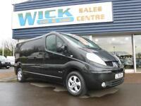 2011 Renault TRAFIC LL29 SPORT DCI 115 LWB Van *NO VAT* Manual Medium Van