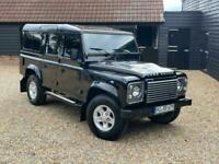 2011 Land Rover Defender 110 2.4 TDi XS Station Wagon 5dr SUV Diesel Manual
