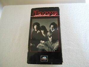 VHS THE DOORS COLLECTOR'S SET
