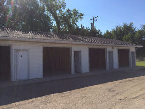 Storage Garage to be Moved