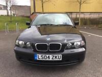 2004 BMW 3 Series 1.8 316ti ES Compact 3dr