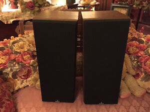 Celestion 9 bookshelf speakers mint!