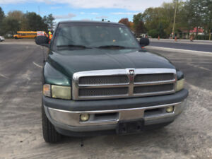 2001  dodge  1500 parting out