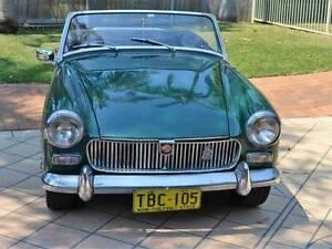 1970 M.G. Midget Coupe Belrose Warringah Area Preview