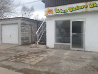 Store Front for Rent in East York great for Storage!!!