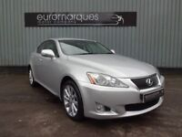Lexus IS IS 220d SE-I (silver) 2010