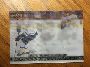 Cartes de hockey tim hortons 2017