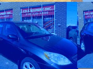2005 Toyota Matrix Familiale