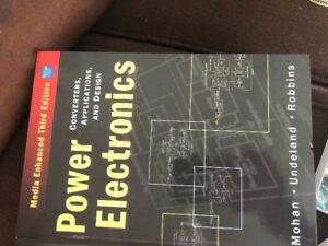 Text Book-Power Electronics