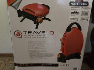 Travel Q Portable Gas Grill