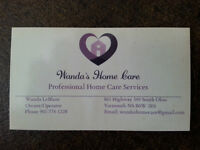 Wanda's Home Care Services