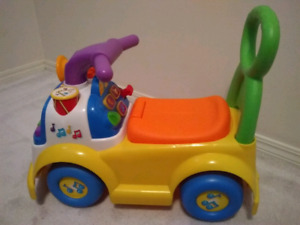Fisher-Price Little People Riding Toy