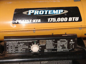 ProTemp Construction Heater