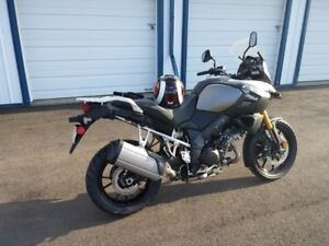 Vstrom DL1000 with some extras