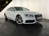 2013 AUDI A7 S LINE TDI AUTOMATIC 1 OWNER SERVICE HISTORY FINANCE PX WELCOME