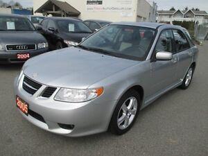 2005 Saab 9-2X Wagon AWD Automatic FULLY LOADED (AKA Subaru Impr