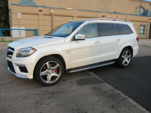 2013 Mercedes-Benz GL-Class AMG 63 SUV, Crossover