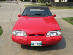 1990 Ford Mustang 5.0 Convertible