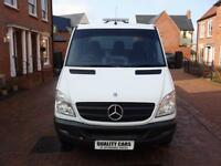2010 Mercedes-Benz Sprinter 2.1TD Diesel Automatic White Recovery Van